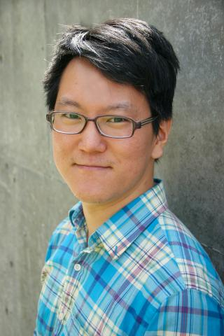 Music theory doctoral student Joon Park
