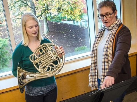 The School of Music and Dance seeks to prepare students for their futures—and does a little soul-searching in the process.