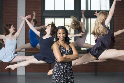 Sabrina Madison-Cannon, dean of the University of Oregon School of Music & Dance
