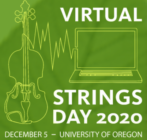 Link to UO Strings Day event registraiontion