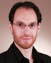 Composer and alumnus Ethan Gans-Morse