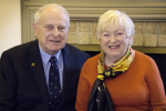 Jay O'Leary and Mary Glass O'Leary