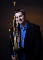 Pro tempore musicology faculty member Eliot Grasso